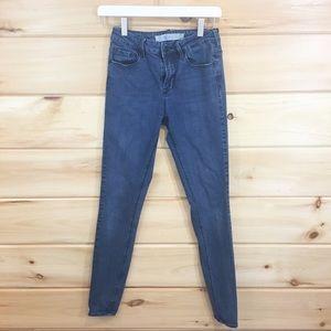 Brandy Melville High rise stretch skinny jeans 27